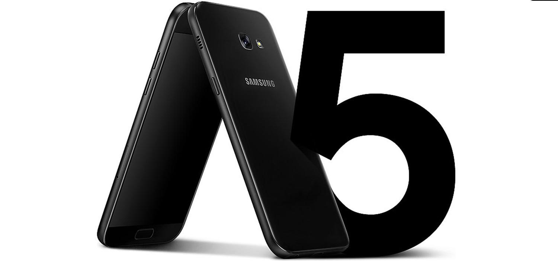Samsung A5 2017 оны шинэ загварын онцлогууд