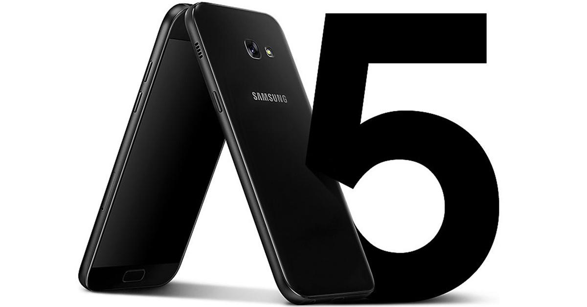 Тойм:Samsung A5 2017 оны шинэ загварын онцлогууд