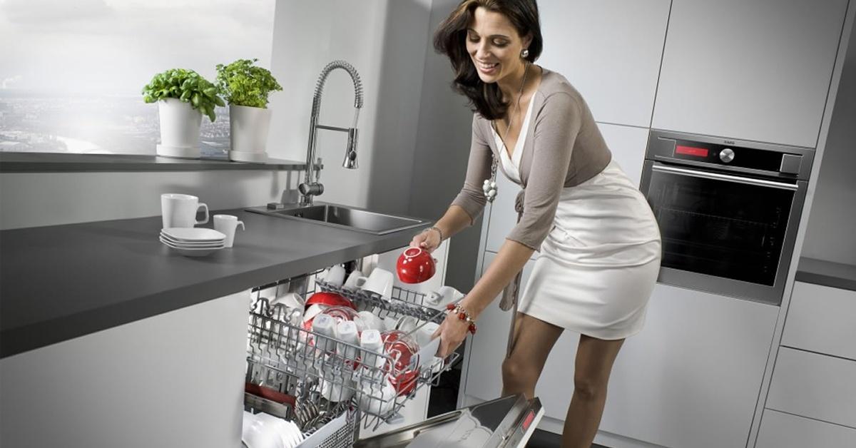 Аяга таваг угаагч хэрэглэх 5 шалтгаан