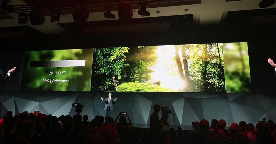 LG нано технологийн SUPER UHDзурагтаа танилцууллаа.