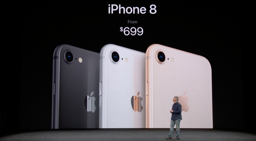 Apple компани iPhone 8,iPhone 8 Plus, TV 4k, Watch 3Series танилцууллаа